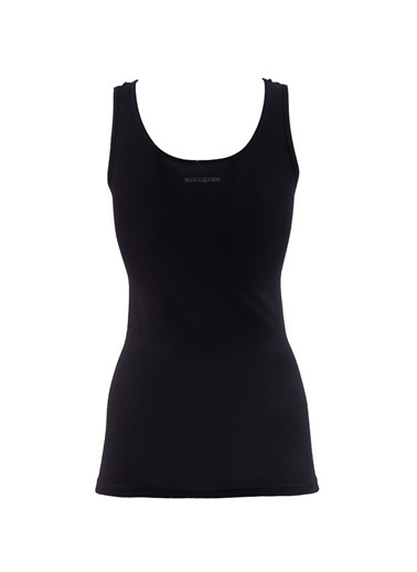 Blackspade Blackspade 2'li   İç Giyim Atlet Siyah